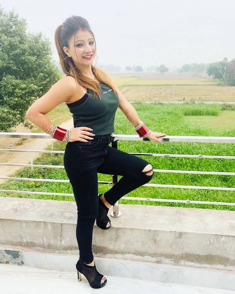 Khushi Punjaban – 10.1 Million