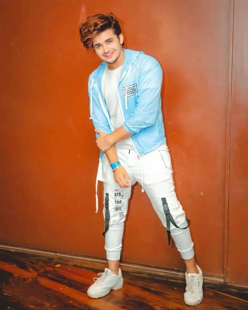 Vishal Pandey – 11.7 Million