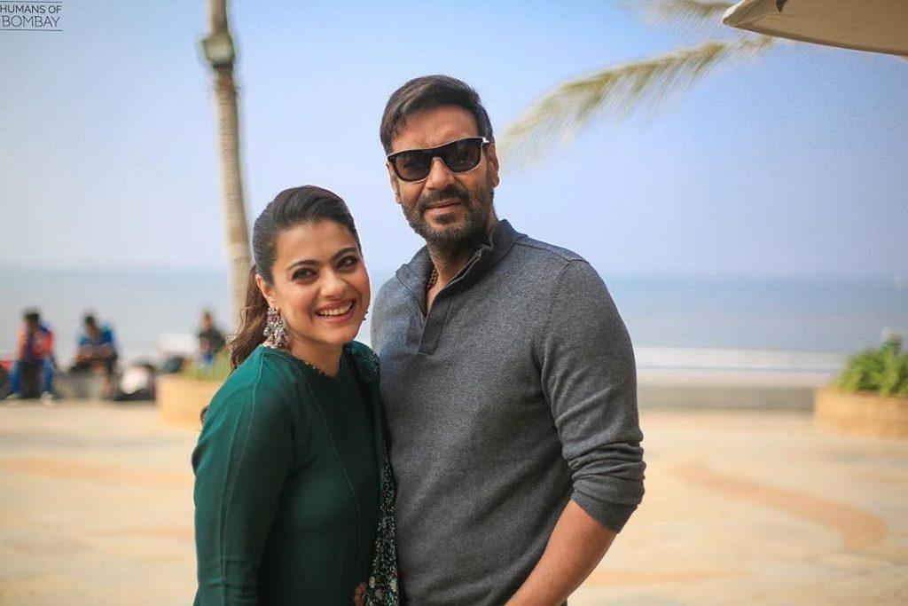 Ajay-Devgan-with-Actress-Wife-Kajol