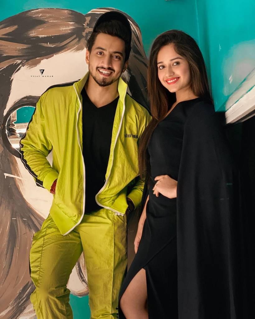 Faisal-Shaikh-with-Tik-Tok-Queen-Jannat-Zubair