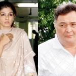 Raveena Tandon shared a heartwarming video message from Rishi Kapoor wishing her father Ravi Tandon on his birthday.