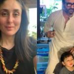 Taimur Ali Khan Gets A New Haircut From Saif Ali Khan During Lockdown; Kareena Kapoor Shares Picture
