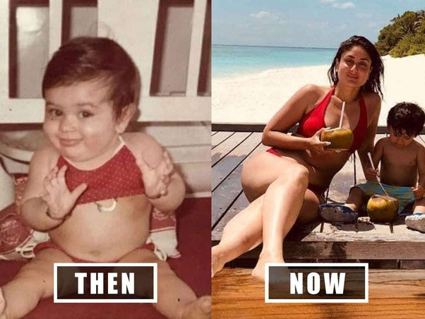 Then & Now Pics of 6 Bollywood Celebs Proves Something Remains Same Despite Stardom