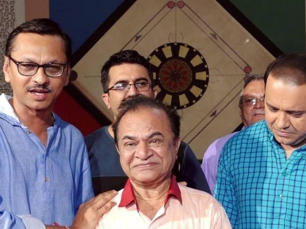 Nattu Kaka starts 'Tarak Mehta Ka Ooltah Chashma' shooting